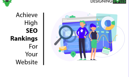 Achieve high SEO rankings for your Website!