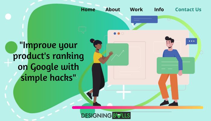 How to improve your product's ranking on Google with simple hacks!