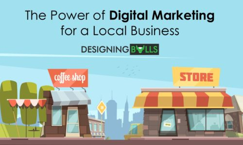 Digital Marketing for local businesses!