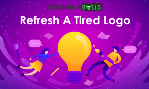 How to refresh a tired logo?