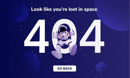 The creative 404 pages you have never seen!