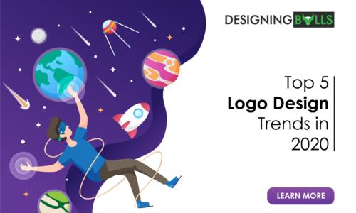 Top 5 Logo Design Trends in 2020!