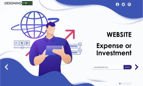 Website – An Expense or an Investment?