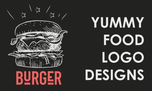 The Yummy Food Logo Designs