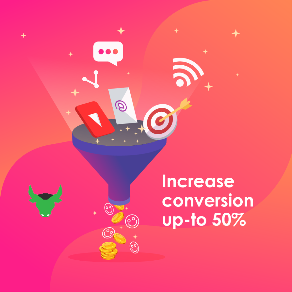 How to create a funnel for generating sales?