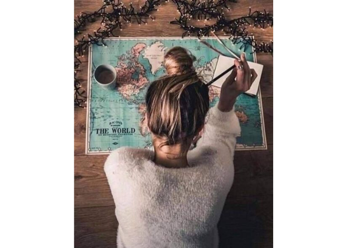 Remember and reward, Are you keeping the resolutions of 2020? travel