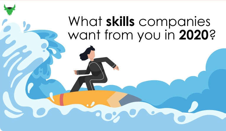 Top tech skills companies want in 2020!