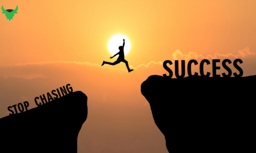 Why should you stop chasing success?