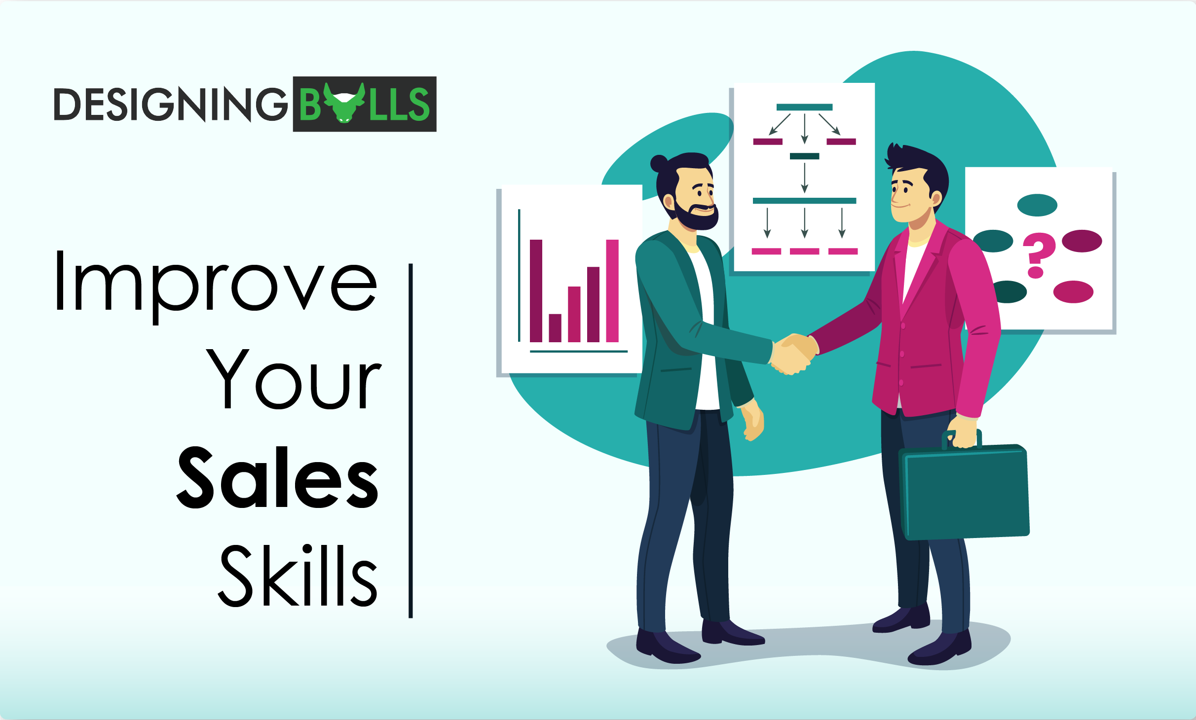 How to improve your sales skills?