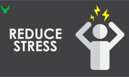 How to reduce stress at work?