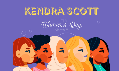 Listen To The Entrepreneur Kendra Scott This Women's Day