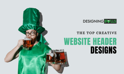 The Top Creative Website Header Designs