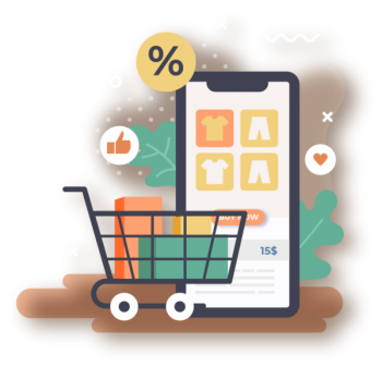 Shopping Cart App Development Company in India